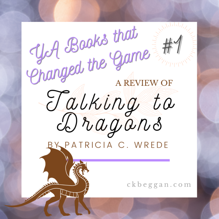 Talking to Dragons (Wrede) Review
