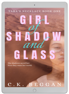 Girl of Shadow and Glass Ebook