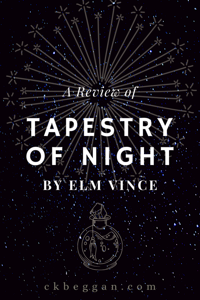Tapestry of Night Review Graphic