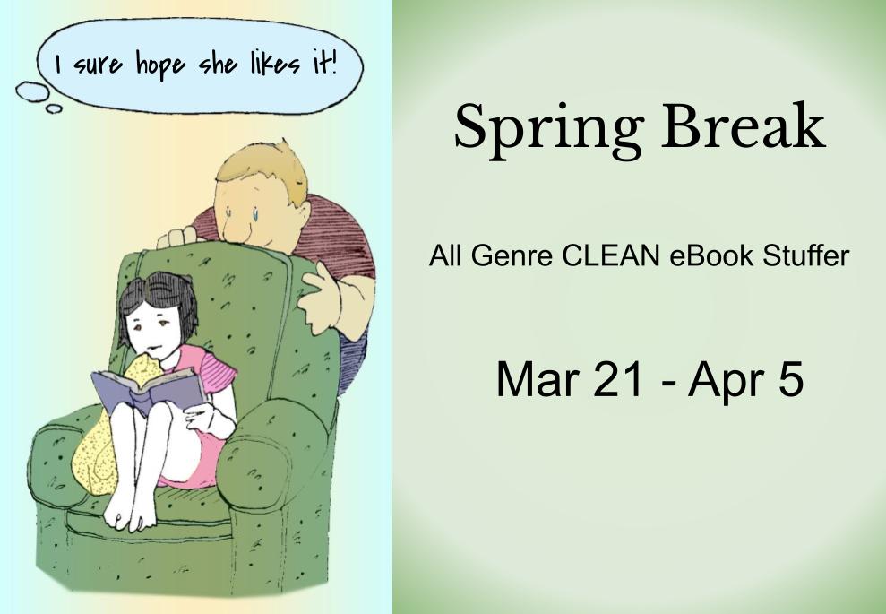 Spring Break Clean Book Promo