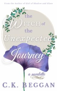 The Witch of the Unexpected Journey Cover draft