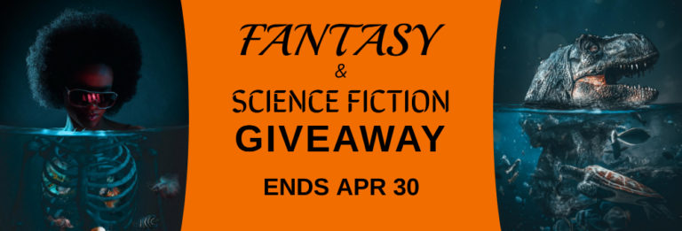 Under the Surface Sci-Fi and Fantasy Giveaways