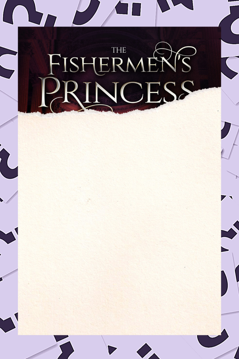 The Fishermen's Princess (Cover Reveal Part 1)