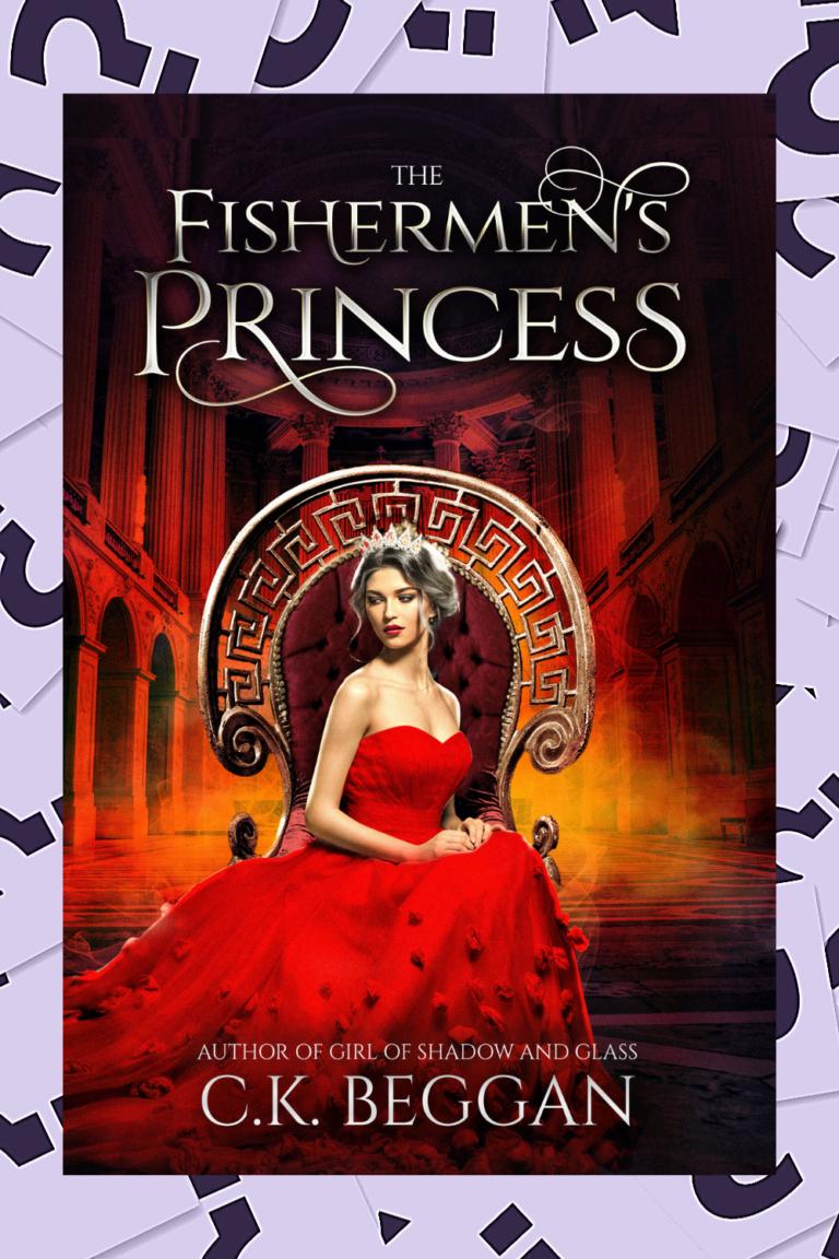 The Fishermen's Princess (Cover Reveal Part 3)