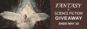 Fantasy & Sci-Fi Giveaway through May 10, 2021