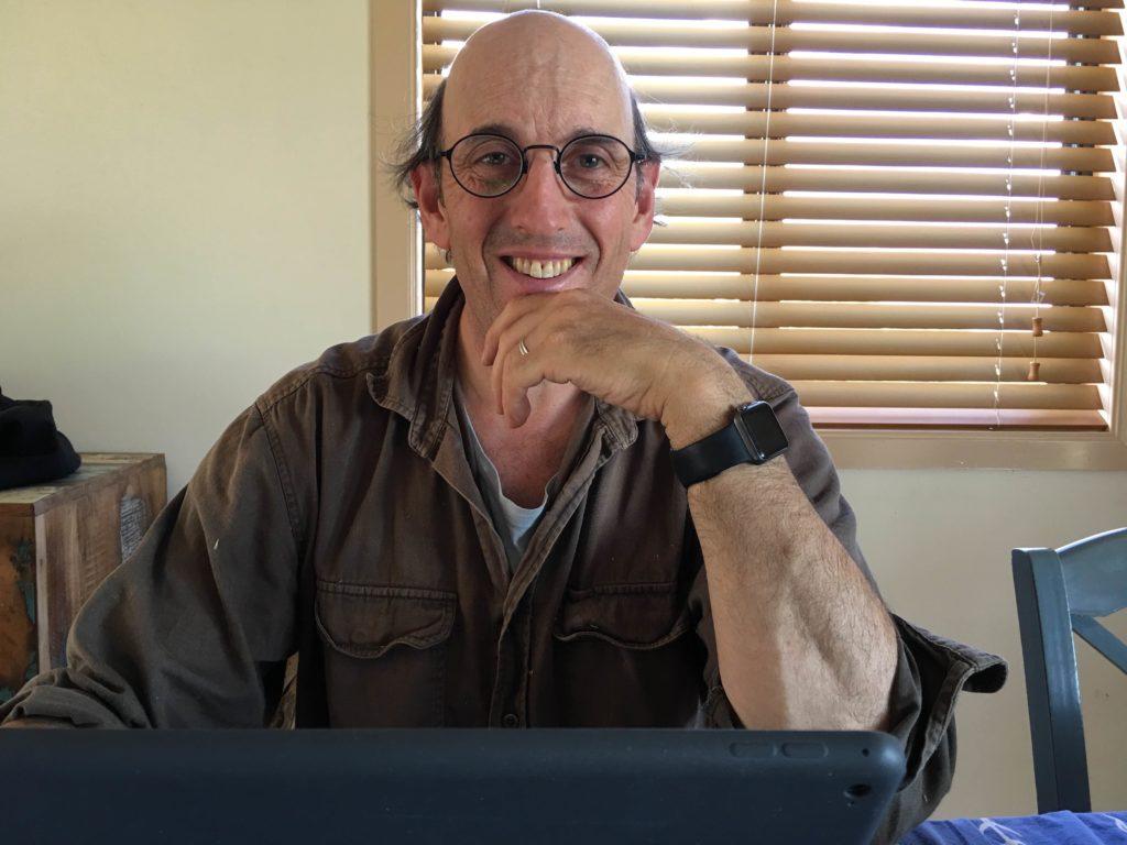 Photo of Andrew Einspruch