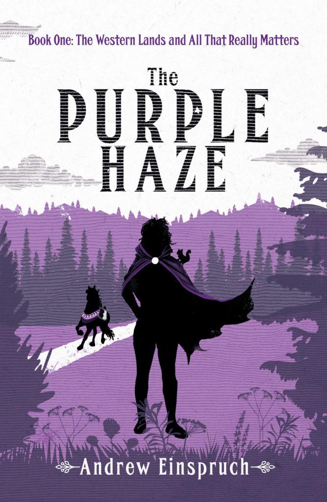 The Purple Haze Book Cover