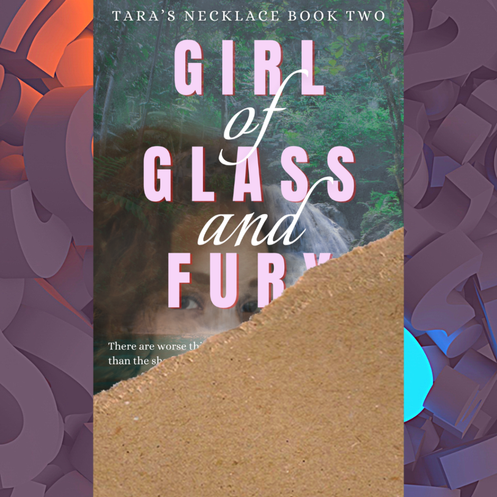 Girl of Glass and Fury Cover 2/3 Revealed
