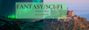 Sale on Fantasy and Sci-Fi 99c Books July 22-31, 2021