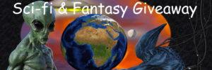 SciFi & Fantasy Giveaway 7-21