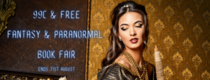 99c free and paranormal book fair August 2021