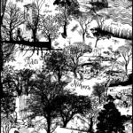 Fantasy map of An Ir Mor