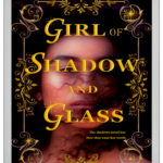 Girl of Shadow and Glass iPad Cover