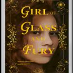 Girl of Glass and Fury iPad Cover Mockup