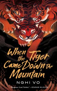 when the tiger came down the mountain small cover image