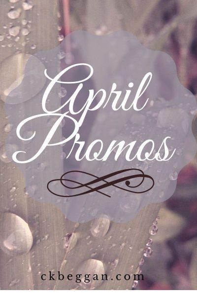 April Promos