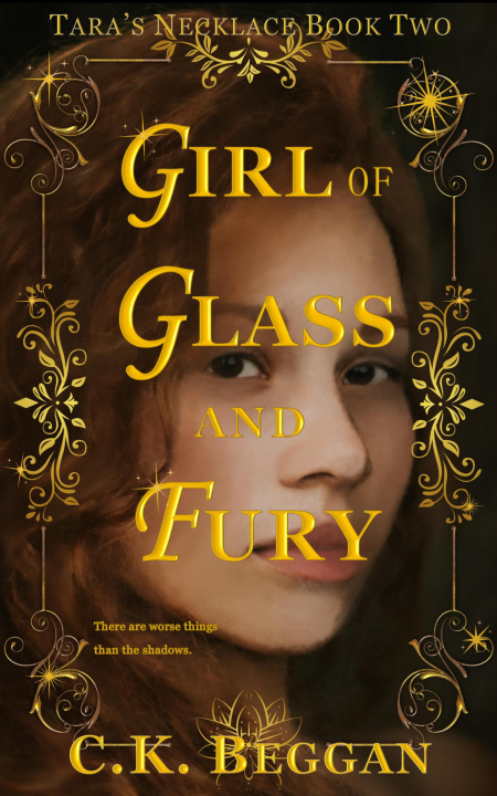 Girl of Glass and Fury cover