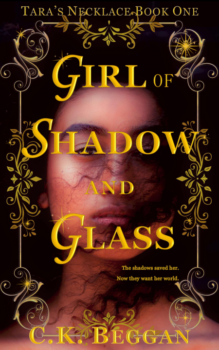 Girl of Shadow and Glass Book Cover